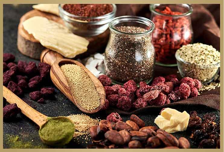 EdemFood Quality Organic Sustainable